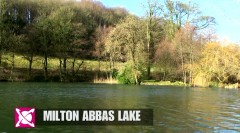 Milton Abbas Lake with Dan Leney & Ian Moore