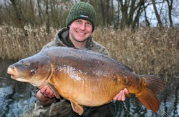 Carp Fishing – Winter Reflections – Kev Hewitt