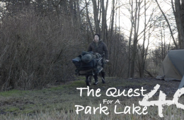 The Park Lake Campaign Part 1 – Matt Jackson