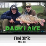 The iPhone Carpers – The Park Lake – Nath & Jord