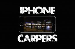 The iPhone Carpers – Bristol Docks