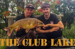 ***Carp Fishing TV*** Iphone Carpers – Nath & Jord