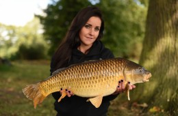 ***Carp Fishing*** Why I Love Carp Angling – Katie Watkinson