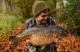 ***Carp Fishing*** Jimmy's Diary P1 – Autumn Harvest