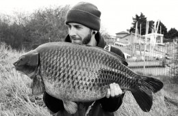 ***Carp Fishing*** Boating Lake Dreams – Daniel Whitford