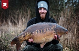 ***Carp Fishing*** On The Beaten Track Diary, The Storm – Stephen May