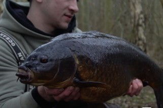 ***Carp Fishing*** In Session – Harry Pratt