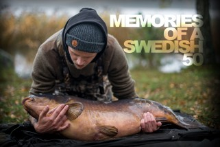 ***Carp Fishing*** Memories of A Swedish 50!