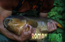 ***Carp Fishing*** Roman Times – Mark Pitchers