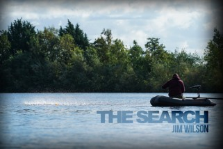 ***Carp Fishing*** The Search – Jim Wilson