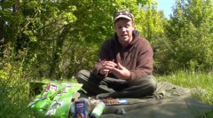 How to make paste wrapped hookbaits Part 1