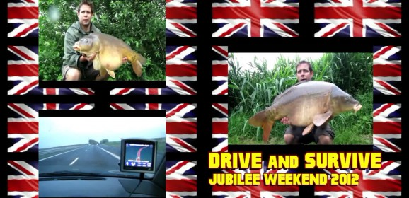 Drive and Survive – Jubilee weekend special