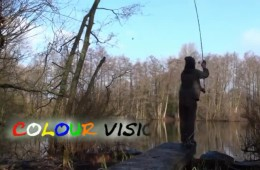 Colour Vision – using bright hookbaits