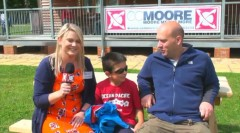 CC Moore open day highlights