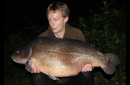 Sparsholt College – is it a leather carp?