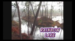 In session at Rainbow Lake