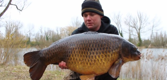 Dan Stacey and his Big winter common