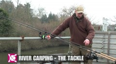 River Carping – The Tackle