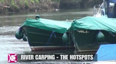 River Carping – Finding Hotspots
