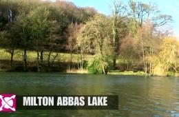 Milton Abbas Lake with Dan Leney & Ian Moore