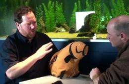 Sparsholt College – How do carp taste food ?